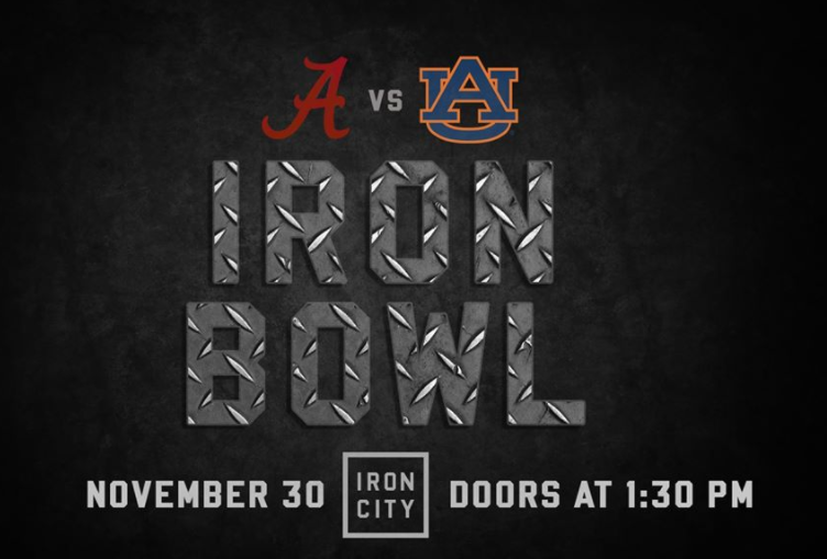 Iron Bowl at Iron City