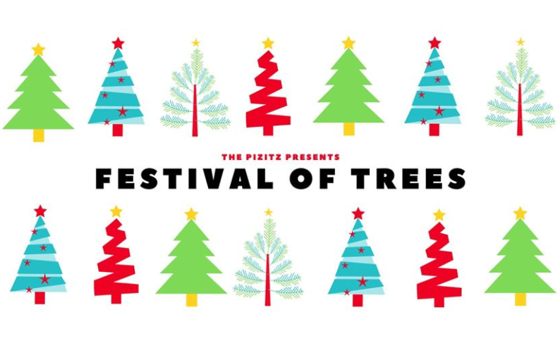 Festival of Trees at Pizitz