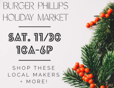 Burger Phillips Holiday Market