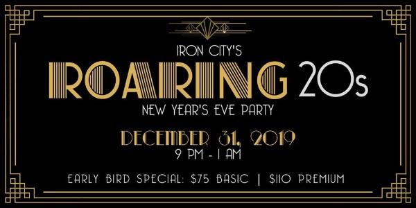 New Year's Eve Iron City