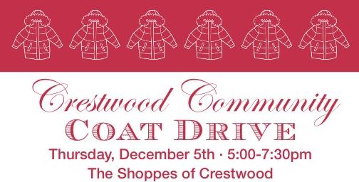 Crestwood Coat Drive