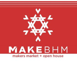 MAKEbhm Holiday Market