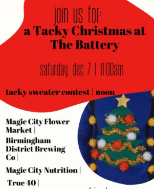 Tacky Christmas Market