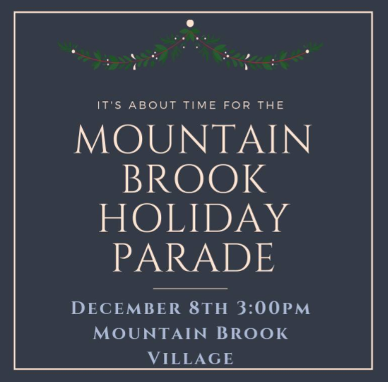 Mountain Brook Christmas Parade