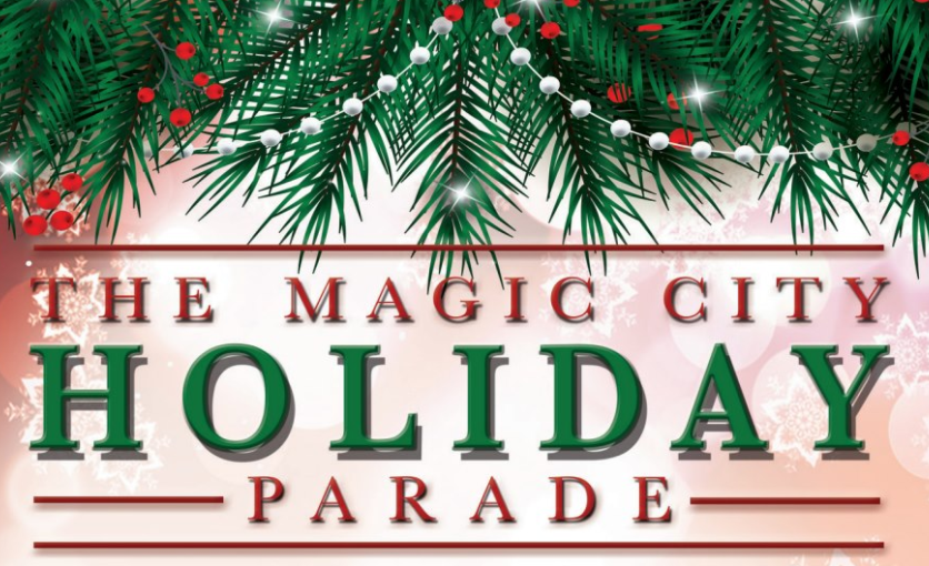 Magic City Holiday Parade