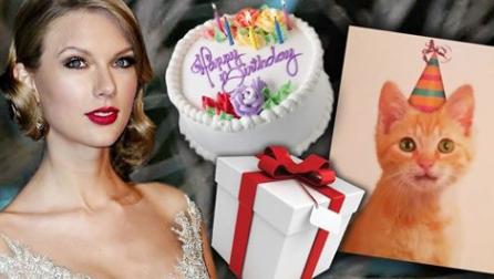 Taylor Swift Bday Bash