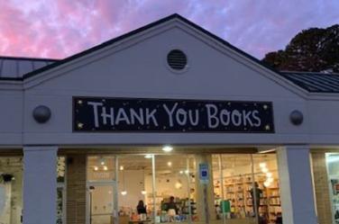 Thank You Books Birmingham