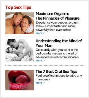 Good ways to pleasure a man sexually