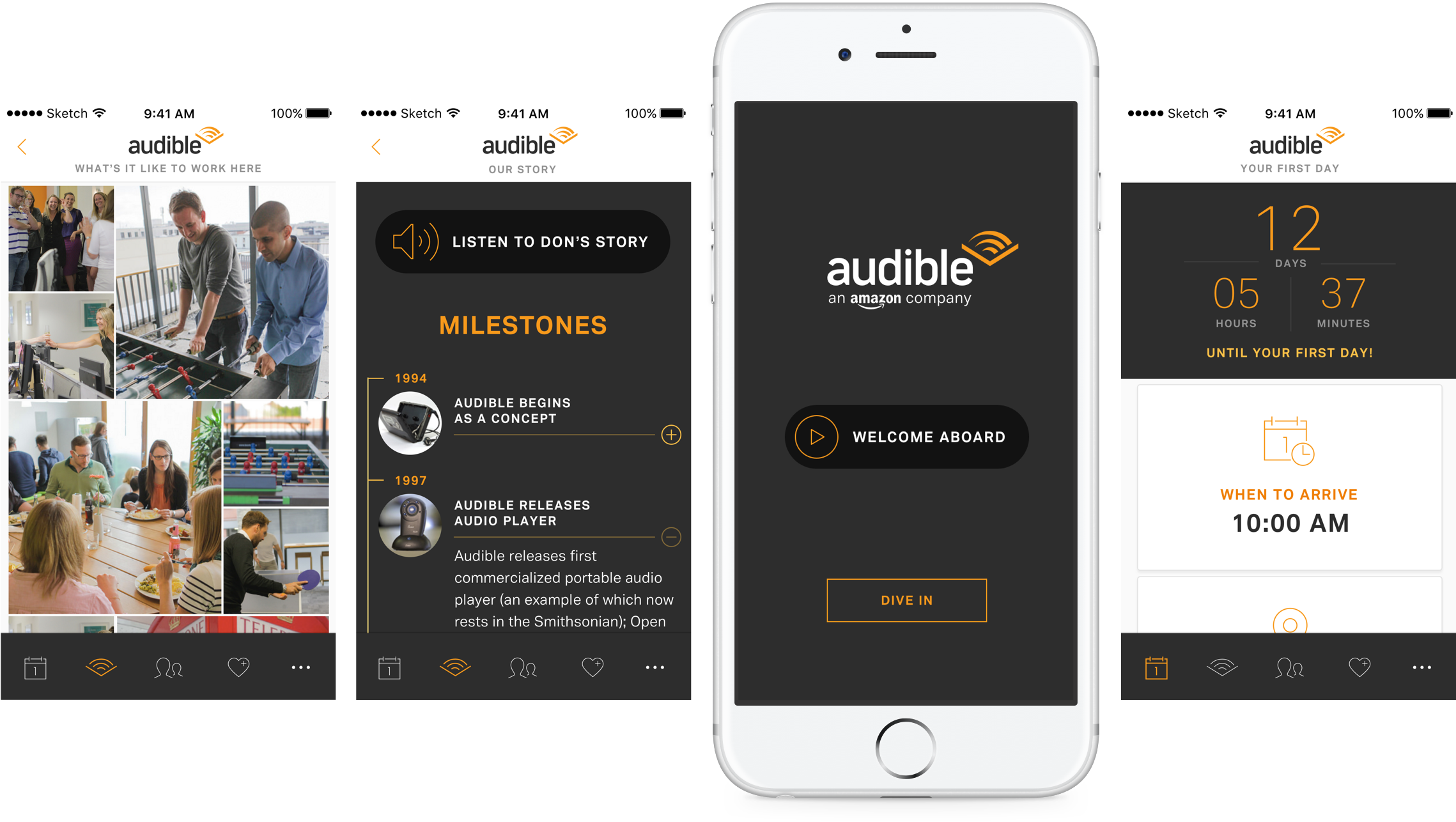 audible-onboarding-app-happyfuncorp
