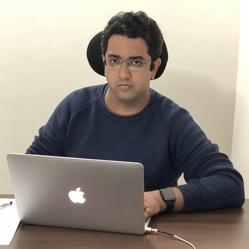 Ravi Asnani, Engineering