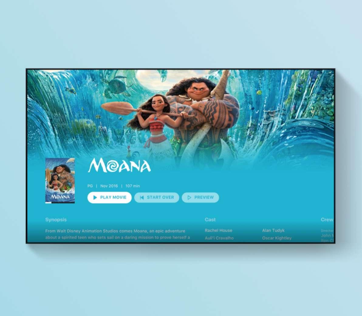 Disney | Disney Unifies Your Movie Library