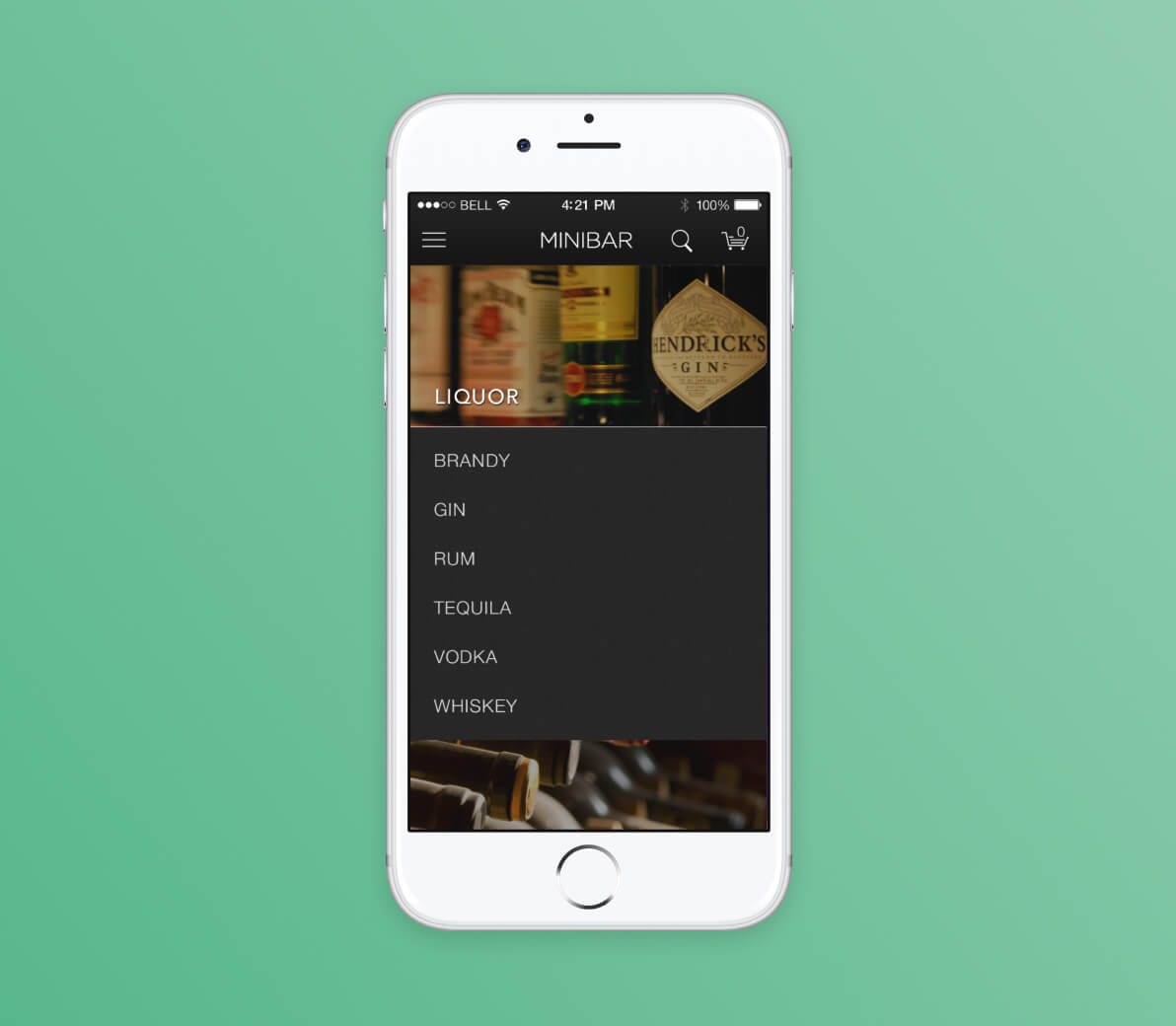 Minibar | Getting Minibar Delivery Delivered