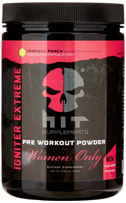 hit pre workout women only