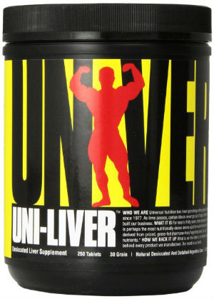 universal nutrition unilever tabs