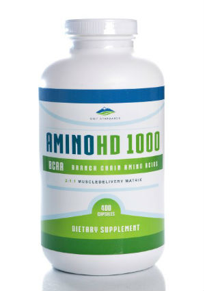 diet standard aminohd 1000 bcaa capsules