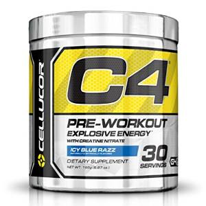 cellucor c4 explosive energy