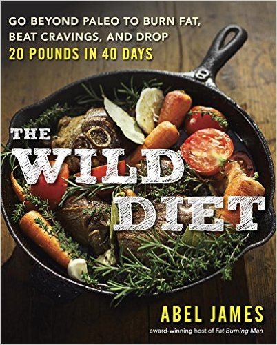 wild diet cookbook