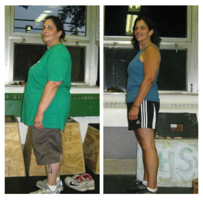 paleo success before after