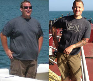 john mack paleo before and after