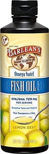 barleans fish oil