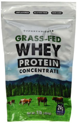grass fed whey concentrate