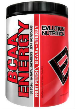 evlution nutrtiin bcaa energy supplement