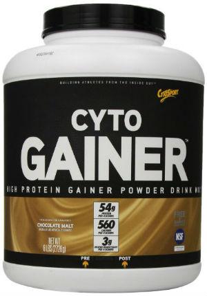 cytosport cyto gainer