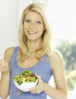 gwyneth paltrow macrobiotic diet