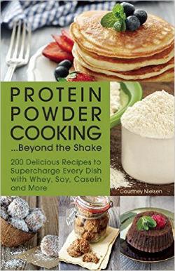 protein powder cooking