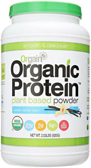 best tasting vanilla protein