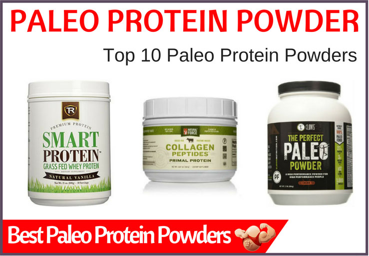 best paleo protein powder