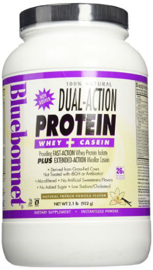 blue bonnet protein powder