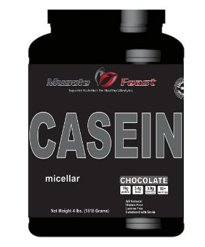 musclefeast casein powder