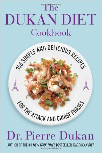 dukan diet cookbook