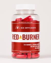 red supplements fat burner