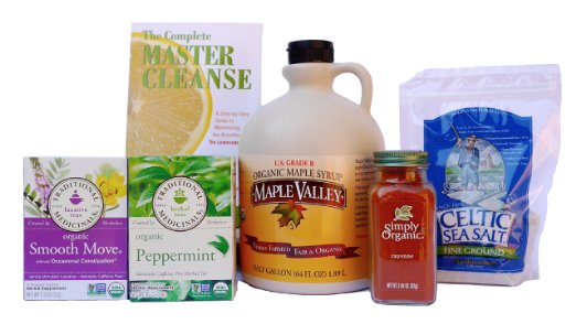 Master Cleanse Instructions