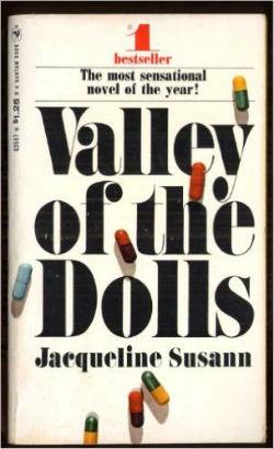 valley of the dolls jacquelline susann