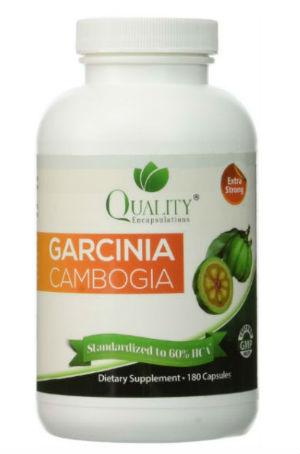 pure garcnia cambogia capsules