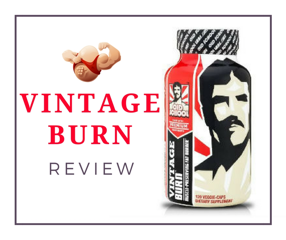 vintage burn review