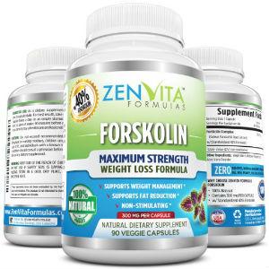 zenvita forskolin tablets