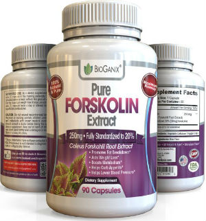 bioganx forskolin review