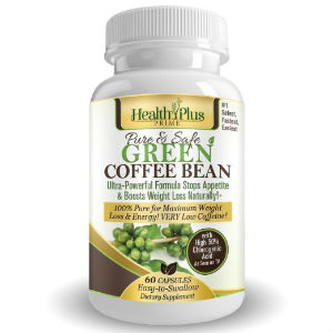 health plus green coffee bean extract