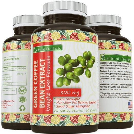 california 90210 green coffee bean extract