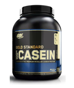 optimum nutrtion casein protein powder