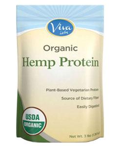viva labs organic hemp protein
