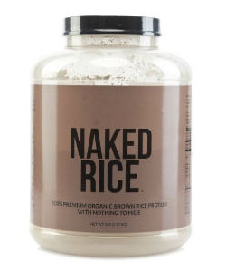 naked rice protein powder
