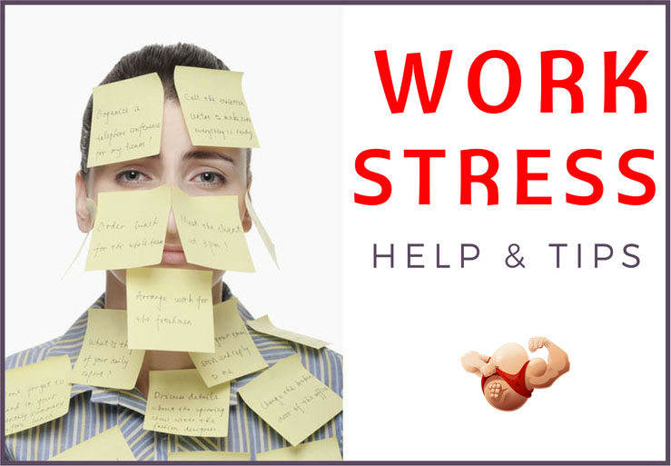 work stress tips