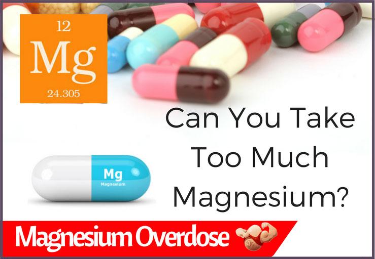 too much magnesium