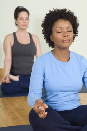 yoga and mindfulness for stress