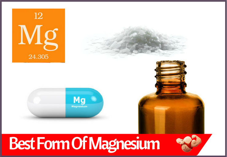 Best Form of Magnesium - Magnesium Supplements - Hard Boiled Body